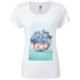 Dare 2b Summer Nights T-Shirt Damen white